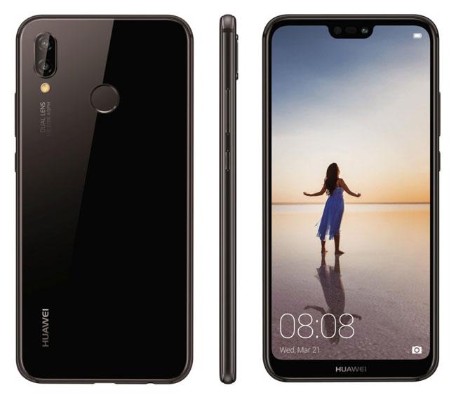 Huawei P20 Lite Smartphone Fotografieren Review Test