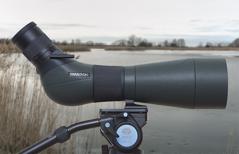 Swarovski ats 80 spektiv spotting scope. test review