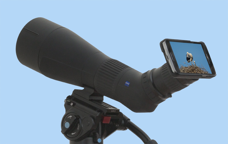 Zeiss conquest gavia 85 spektiv spotting scope. test review