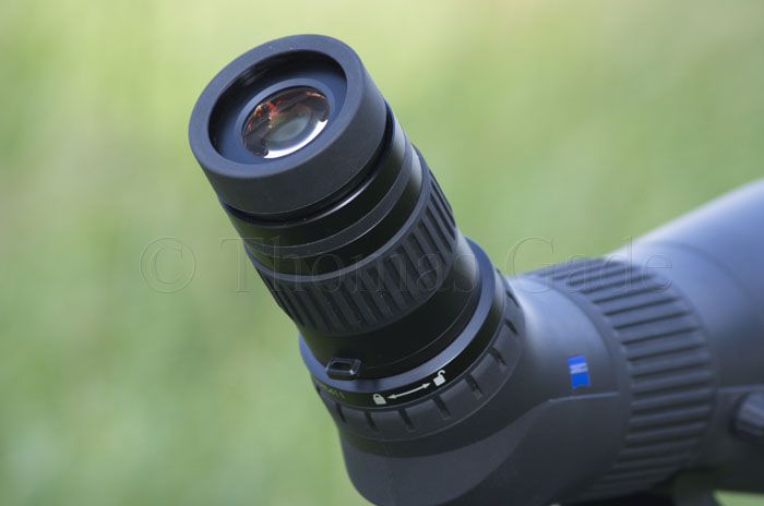 Zeiss conquest gavia spektiv spotting scope test review