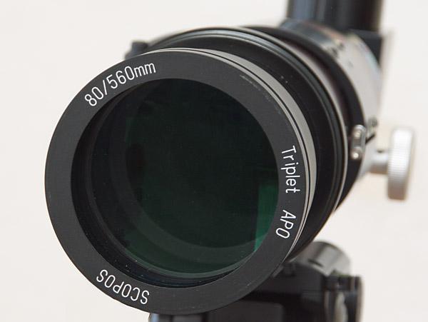 Scopos 66ED Apo 400mm - BirdForum