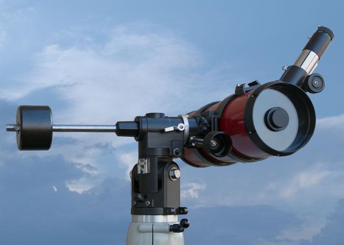 Skywatcher explorer pds teleskop mit h eq goto