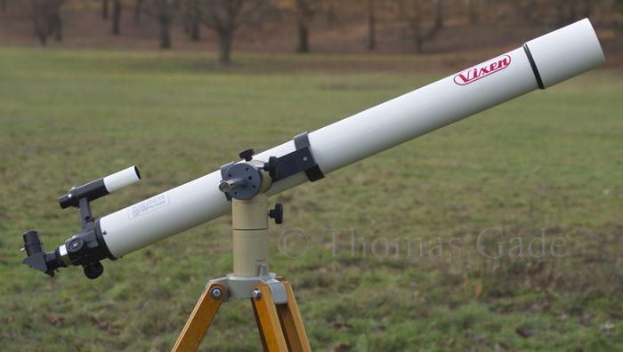 Vixen l refraktor teleskop